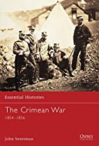 The Crimean War: 1854-1856 by John Sweetman