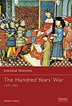 The Hundred Years' War by Anne Curry