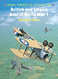 Shores, Christopher: British and Empire Aces of World War I