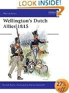 Wellington's Dutch Allies 1815 (Men-at-Arms)
