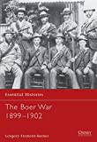 Fremont-Barnes, Gregory: The Boer War: 1899-1902