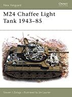 M24 Chaffee Light Tank 1943-85 (New…