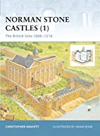 Norman Stone Castles 1: The British Isles…