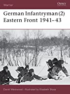 German Infantryman (2): Eastern Front,…