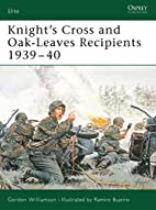 Knight's Cross and Oak-Leaves Recipients…