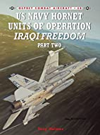 Us Navy Hornet Units of Operation Iraqi…