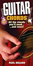 Guitar Chords by Paul Roland