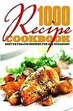 1000 Recipe Cookbook (Puzzles)
