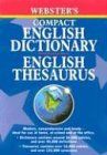Webster's English Dictionary and English…