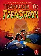 Traddoor to Treachery: Puzzle Book (Code…