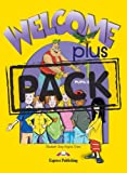 Evans, Virginia: Welcome Plus: Pupil's Book and Alphabet Book Level 1