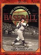 Chronicle Of Baseball by John Mehno