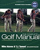 National Complete Golf Manu by Andrews…
