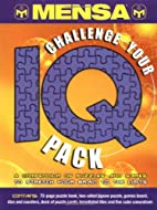 Mensa Challenge Your Iq Pack by Philip…