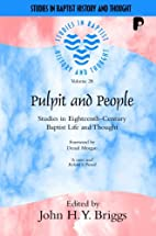 Pulpit and People: Studies in…