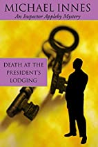 Death At The President's Lodging: Seven…