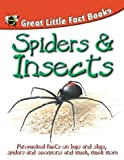Parker, Steve: Insects and Spiders (Great Little Fact Book)