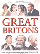 Great Britons by Fiona Macdonald