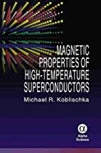 Magnetic Properties of High-temperature…