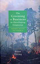 The greening of business in developing…