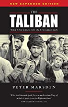 The Taliban: War and Religion in…