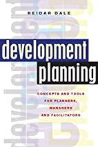 Development Planning: Concepts and Tools for…