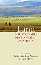Land and Sustainable Development in Africa…