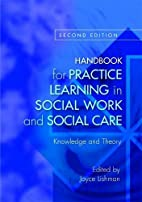 Handbook for Practice Learning in Social…