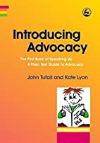 Introducing Advocacy: The First Book of…