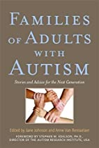 Families of Adults With Autism: Stories and…