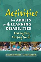 Activities for Adults With Learning…