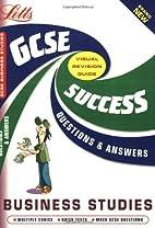 GCSE Business Studies (GCSE Study Guide) by…