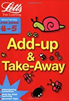 Letts Fun Learning - Add Up and Take Away…