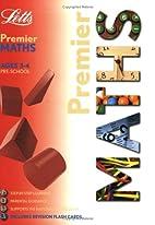 Premier Maths 3-4 by Paul Broadbent