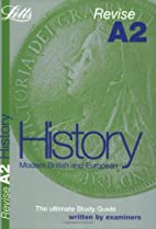 Revise A2 History (Revise A2 Study Guide) by…