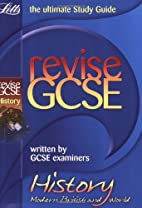 Revise GCSE History (Revise GCSE) by Alan…