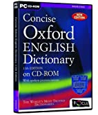 The Concise Oxford English Dictionary…