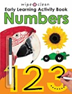 Wipe Clean Early Learning Activity: Numbers…