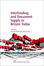 Interlending and document supply in Britain…