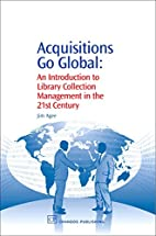 Acquisitions Go Global: An Introduction to…