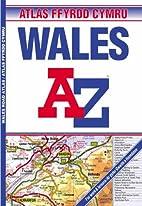 A-Z Wales Regional Road Atlas (A-Z Road Maps…