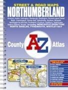 Northumberland County Atlas (A-Z Street…