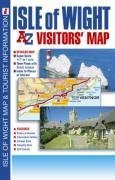 Isle of Wight Visitors' Map by Isle of Wight