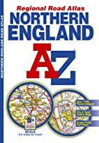 Northern England Regional Road Atlas (A-Z…