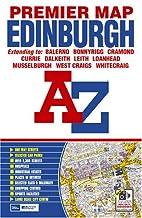 Edinburgh Premier Map (A-Z Premier Street…