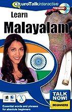 Talk Now! Learn Malayalam: Essential Words…