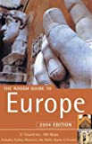 Fisher, John: The Rough Guide 2004 to Europe