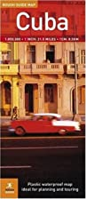 The Rough Guide Map of Cuba by Rough Guides