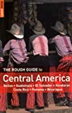 Smith, Paul: The Rough Guide To Central America