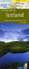 The Rough Guide to Iceland Country Map…
